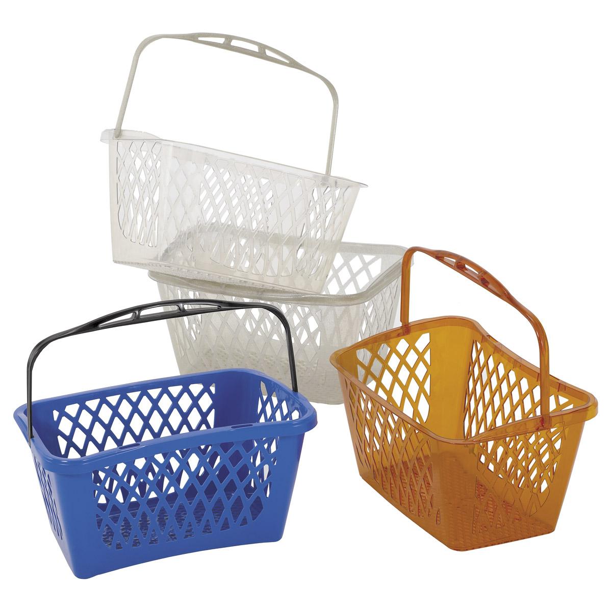 cestini per la spesa da supermercato