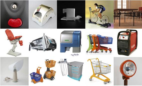 design industriale di prodotto