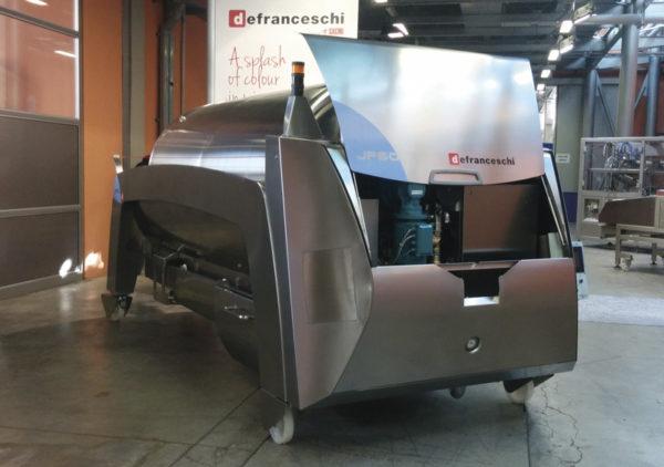 sviluppo completo macchine industriali